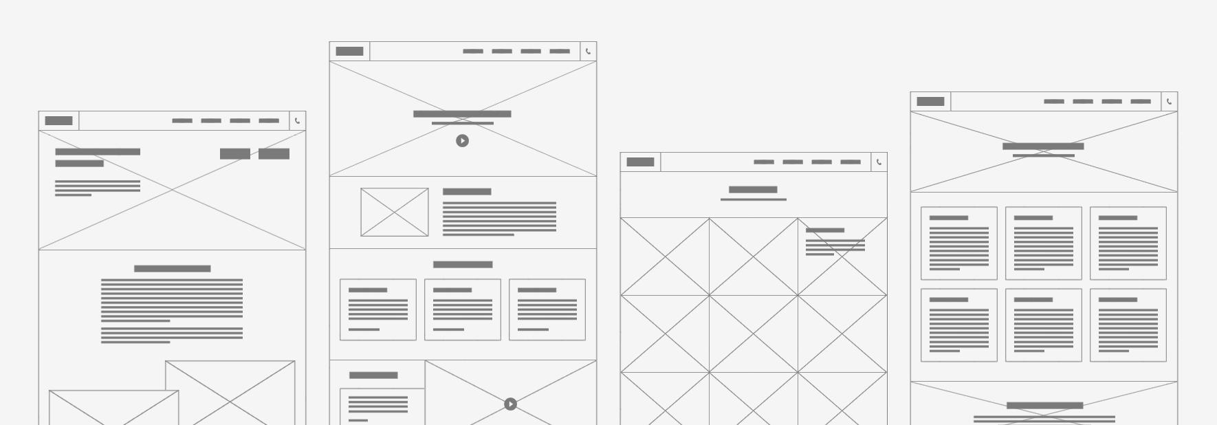 Сайты для создания прототипов бесплатно сделать интернет магазин на adobe muse
